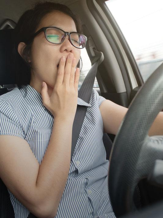 Drowsy Driving: Is Your Teen at Risk?