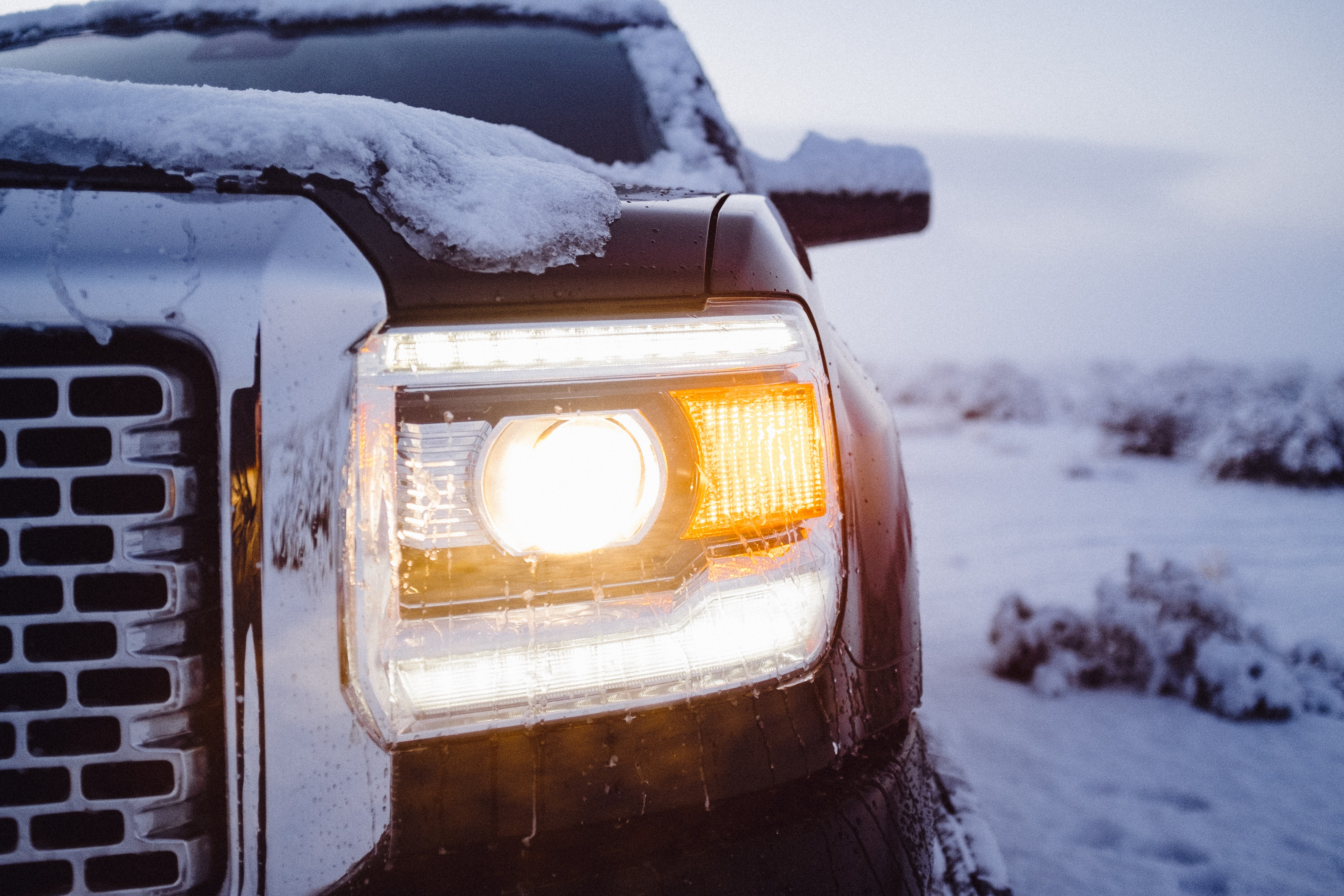Winter Driving Tips for Teens